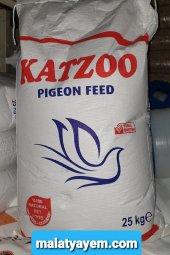 Katzoo Özel Karışık Güvercin Yemi 25kg