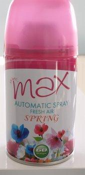 Maxi Automatıc Oda Spray Parfümü Bahar Koku Yedek 300 Ml