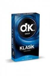 Klasik Prezervatif 10 Adet