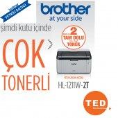 Brother Hl 1211w Wi Fi Laser Yazıcı 2 Tam Dolu...