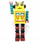 Decotown Nostaljik Uzaylı Robot Biblo-2