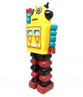 Decotown Nostaljik Uzaylı Robot Biblo-3