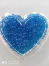 su kabağı 4 mm boncuk deliksiz koyu lacivert özel kutusunda