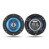 WONDEX WD-10 180W 4 YOLLU 10CM OTO HOPARLÖR YÜKSEK SES KALİTESİ 1.SINIF KALİTE