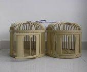 Kapılı Keklik Kafesi Çiftli