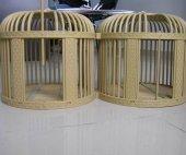 Keklik Kafesi Büyük Boy Çiftli