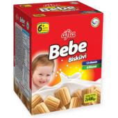 Afia Bebe Bisküvisi 2x400 Gr.