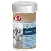8in1 Excel Brewers Yeast Kedi Ve Köpek Sarımsak Tablet 140 adet
