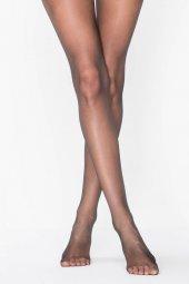 Kadın Siyah Süper Külotlu Çorap