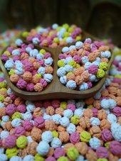 Renkli Şeker Leblebi 500 Gram