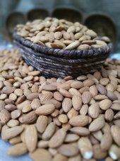 çiğ Badem 750 Gram