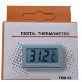 Dijital Termometre Tpm 10 (50 +110) 100 Cm