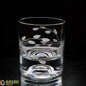 62116 Başak Yaprak Viski Bardağı Soğuk Kesme 6 Li