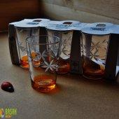 52052 Başak Turuncu Altılı Su Bardağı