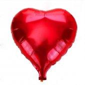 Büyük Boy Folyo Kalp Balon
