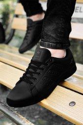 Best Of Günlük Rahat Siyah Erkek Spor Ayakkabı