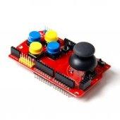 Arduino Joystick Geliştirme Kartı Joystick Shield