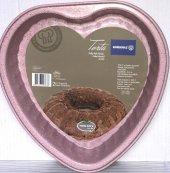 Korkmaz Torta Kalp Kek Kalıbı A763