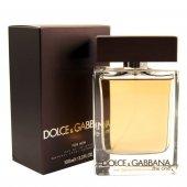Dolce&gabbana The One Edt 100 Ml Erkek Parfüm