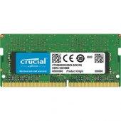 Crucial 8gb Ddr4 2666 Mhz Sodımm Notebook Ram Ct8g4sfs8266