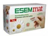 Esemmat Bitkisel Sinek Kovucu Mat 20 Tablet (Sivrisineklere Karşı Etkili Krizantem Özlü)