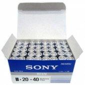 Sony Aaa 40 Adet Kumanda Pili
