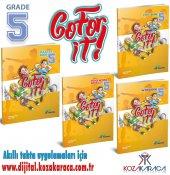 Krc Publishing Karaca Go For It Grade 5 İngilizce Seti