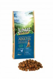 Jungle 15 Kg Tavuklu Yetişkin Köpek Maması