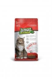 Jungle Jungle 15 Kg Yetişkin Kedi Maması Kuzulu. 8681299604432