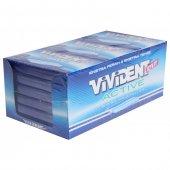 Vivident Extra Mikro Kristal Mavi Nane Tatlandırıcılı Şerit Sakız 18li Paket