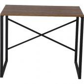 Çalışma Masası-Laptop Masası Ceviz 90x60 cm Ücretsiz Kargo-2