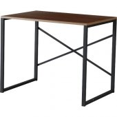 Çalışma Masası-Laptop Masası Ceviz 90x60 cm Ücretsiz Kargo-3