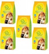 Polo Mix Tavşan Guinea Pig Ve Hamster Yemi 500 Gr x 5 adet