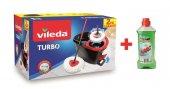 Vileda Turbo Döner Hazneli Pedalı Temizlik Seti + Marc 900ml Hediyeli