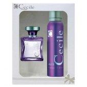 Cecile Aura Bayan Parfüm 100 Ml Edt +150 Ml...