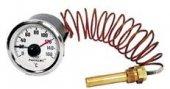 Q63x120c Kontaklı 2 Mt Sipiralli Termometre...