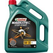 CASTROL Magnatec Stop - Start 5W-30 C2 - 4 Litre
