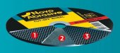 Novo Abrasive Metal + İnox Kesme Taşı 180*1,6*22.23 (10 Adet)-2