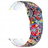 Schulzz Apple Watch 2 3 4 5 42 44 Mm Kordon Kayış Sk04