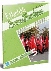 Karaca Eğitim Yayınları Etkinlikli Soru Bankası Sosyal Bilgiler 5. Sınıf