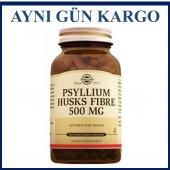 Solgar Psyllium Husks Fibre 500 Mg 200 Veg....