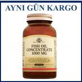 Solgar Balık Yağı Fish Oil Concentrate 1000 Mg...