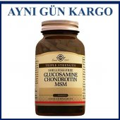 Solgar Glucosamine Chondroitin Msm 120 Tablets...