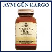 Solgar Vitamin E 200 Iu 134 Mg 50 Vegetable...