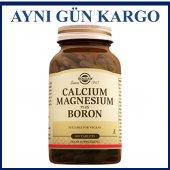 Solgar Calcium Magnesium Plus Boron 100 Tablet...