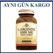 Solgar L Arginine 1000 Mg Free Form 90 Tablets...