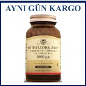 Solgar Methylcobalamin Vitamin B12 1000 Mg 30...