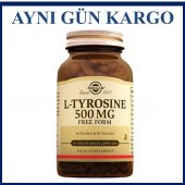 Solgar L Tyrosine (Trozin) 500 Mg 50 Vegetable...