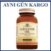 Solgar Cod Liver Oil 100 Softgels Skt 01 2022