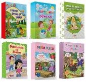 2. Ve 3. Sınıflar İçin Hikaye Seti 6 Kutu 60 Kitap Kampanyalı